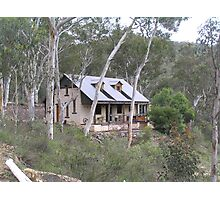Give Me a Home Among the Gumtrees Photographic Print