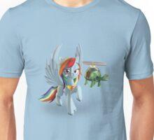 Stylized Dash Unisex T-Shirt