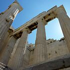 Acropolis - Propylaea by James Stratford