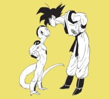 Goku & Frieza Kids Clothes
