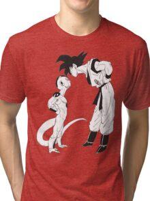 Goku & Frieza Tri-blend T-Shirt