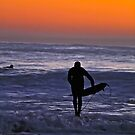 Surfer Sunrise by Ryan Conyers