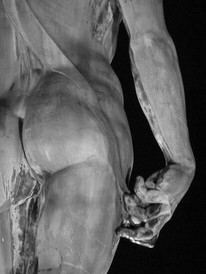 Michelangelo's David by James Stratford
