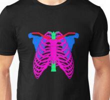 Technicolour Ribs Unisex T-Shirt