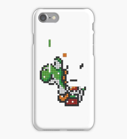 Yoshi Tetris iPhone Case/Skin