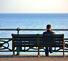 Space to Think - Hove #2 by Matthew Floyd