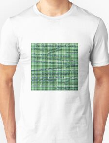 The Mysterious Benedict Society (Plaid) T-Shirt