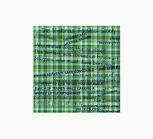The Mysterious Benedict Society (Plaid) Unisex T-Shirt