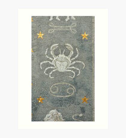 Cancer - Astrology Art Print