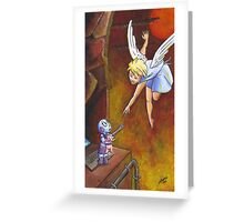 Rapture Greeting Card