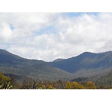 Tidbinbilla Valley Photographic Print