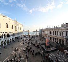Piazza San Marco by Emma Holmes