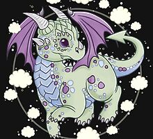 Dragon in the Clouds by Heather Hitchman