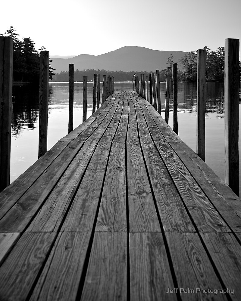 Blissful Morning on Lake George by Jeff Palm Photography