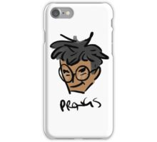 marauder prongs iPhone Case/Skin
