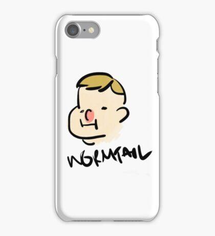 marauder wormtail iPhone Case/Skin