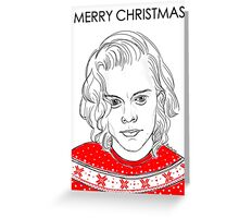 Merry Christmas Harry  Greeting Card