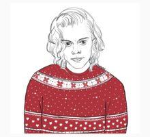 Merry Christmas Harry  Kids Tee