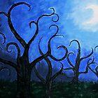 A Midnight Forest by Veronica Schultz