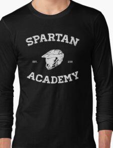 Spartan Academy Long Sleeve T-Shirt