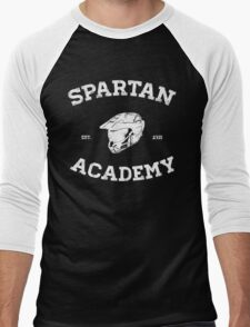 Spartan Academy Men's Baseball ¾ T-Shirt