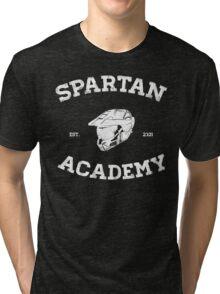 Spartan Academy Tri-blend T-Shirt