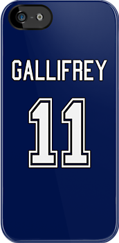 Gallifrey Football Club by ixrid
