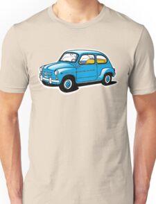 fiat 600 Unisex T-Shirt