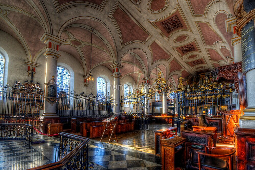 Derby Cathedral - The Chancel by Yhun Suarez