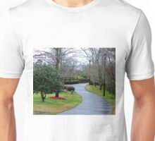 Rainy Day In The Park Unisex T-Shirt