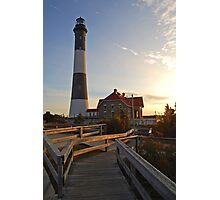 Fire Island Light  Photographic Print