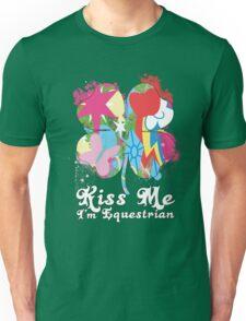 Kiss Me I'm Equestrian T-Shirt