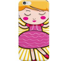 Move Over Cute I'm Becoming Gorgeous iPhone Case/Skin