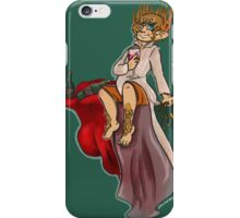 The Hobbit that Stole the Keys to my Dungeons  iPhone Case/Skin