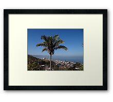 The Tree - El Arbol Framed Print