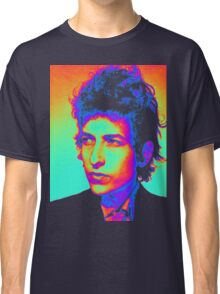 Bob Dylan Psychedelic Classic T-Shirt