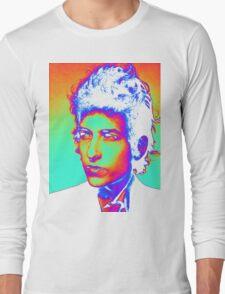 Bob Dylan Psychedelic Long Sleeve T-Shirt