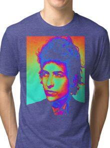 Bob Dylan Psychedelic Tri-blend T-Shirt