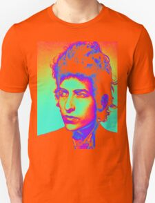 Bob Dylan Psychedelic Unisex T-Shirt