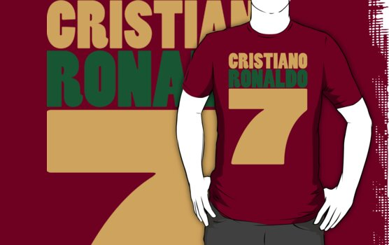 7 RONALDO by Matt Burgess