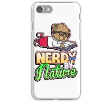 Nerdy By Nature iPhone Case/Skin