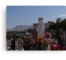 Dead And Living People - Gente Muertos Y Vivos Canvas Print