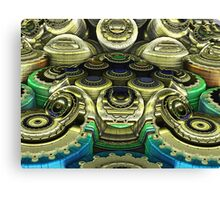 Gifts of Gold and Precious Metals Canvas Print