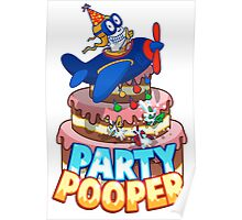 Party Pooper Poster