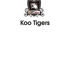 Koo Tigers by LeagueTee