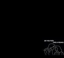Young God Lyrics - Halsey by emilysmithart