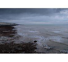 Along the Coastline Photographic Print