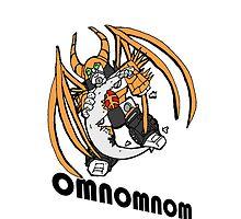 Unicron nomnom by autobotchari
