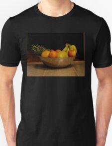 Fruit bowl still life T-Shirt