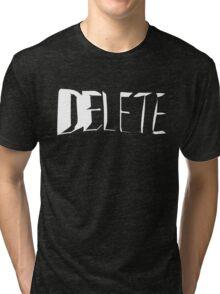 Delete Tri-blend T-Shirt